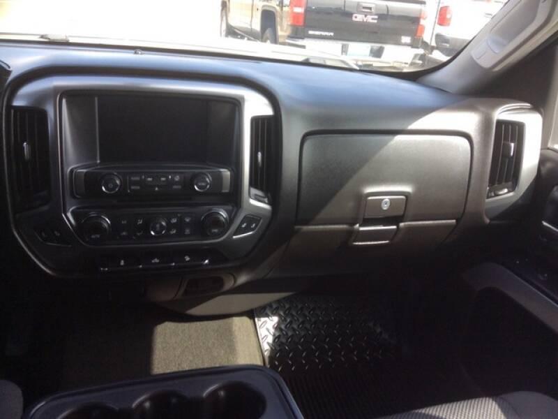 2016 Chevrolet Silverado 1500 LT w/2LT 4WD 143WB - Staples MN