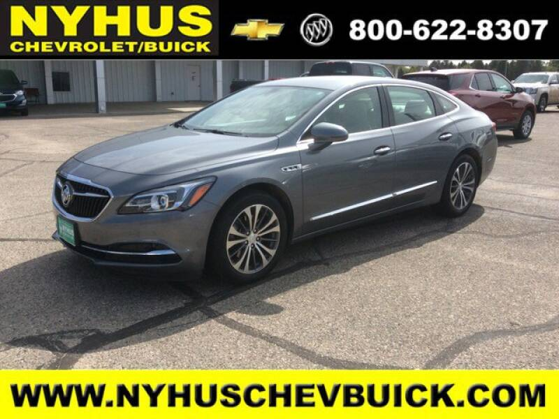 2018 Buick LaCrosse Preferred 4dr Sedan - Staples MN