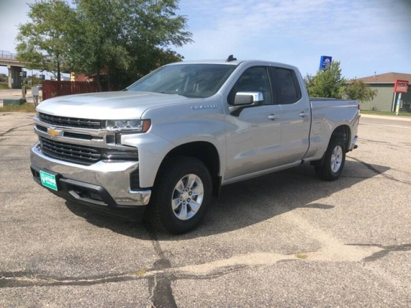 2020 Chevrolet Silverado 1500 4x4 LT 4dr Double Cab 6.6 ft. SB - Staples MN