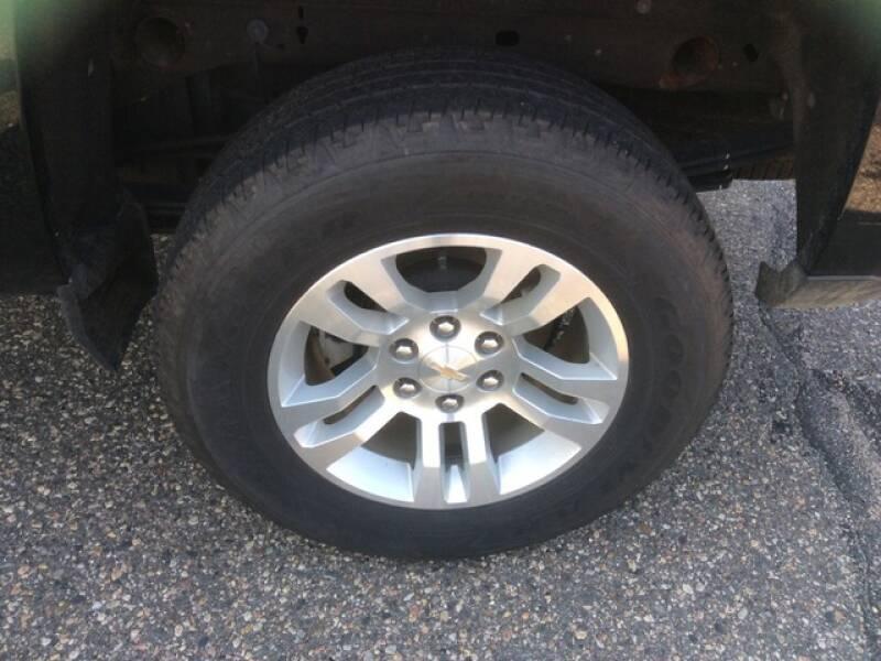 2018 Chevrolet Silverado 1500 LT w/1LT 4WD 143WB - Staples MN