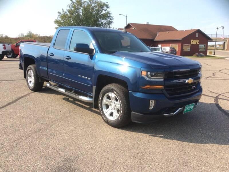 2017 Chevrolet Silverado 1500 LT w/2LT 4WD 143WB - Staples MN