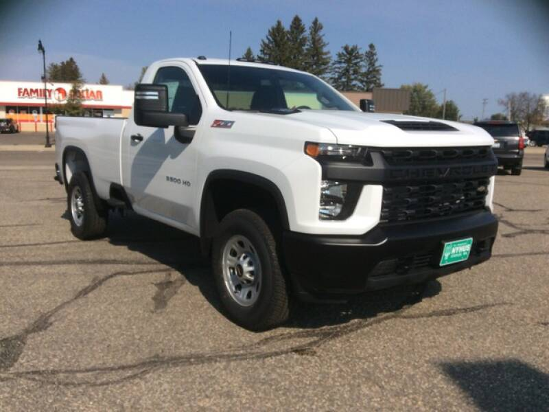 2020 Chevrolet Silverado 3500HD Work Truck 4WD 142WB - Staples MN