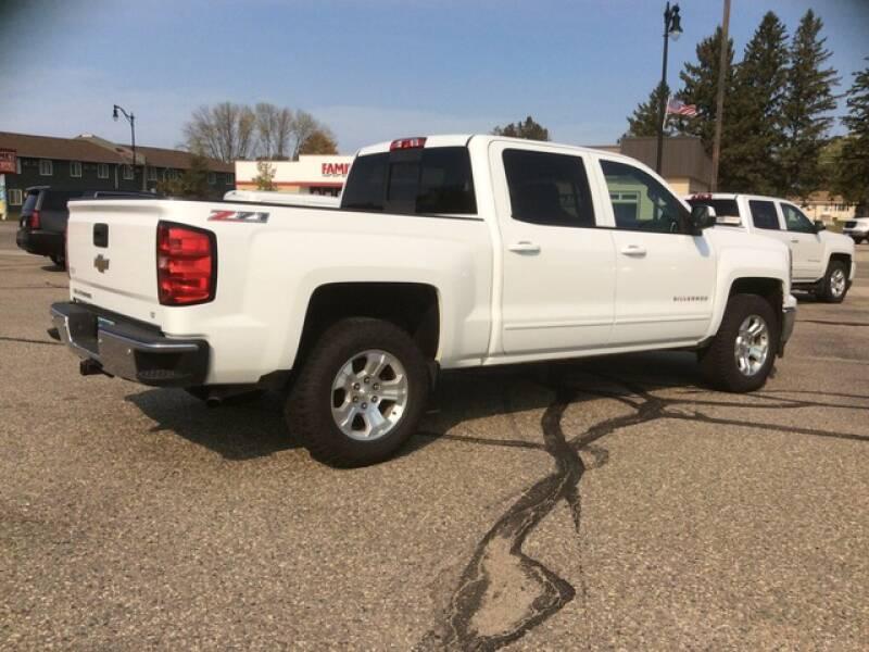 2015 Chevrolet Silverado 1500 LT w/2LT 4WD 143WB - Staples MN