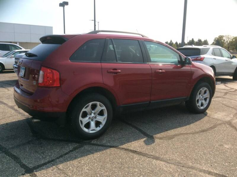 2013 Ford Edge AWD SEL 4dr Crossover - Staples MN