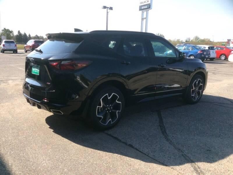 2021 Chevrolet Blazer AWD RS 4dr SUV - Staples MN