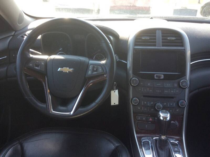2013 Chevrolet Malibu LTZ 4dr Sedan w/1LZ - Staples MN