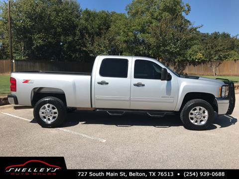 2011 Chevrolet Silverado 3500HD for sale in Belton, TX