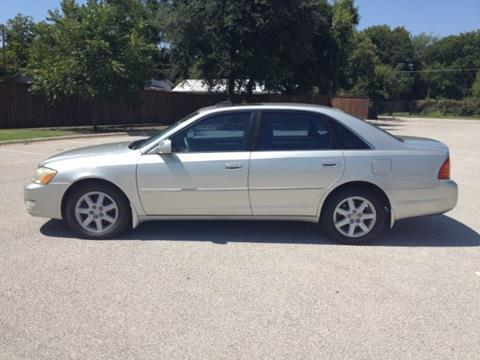 2002 Toyota Avalon for sale in Belton, TX