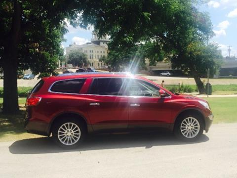 2011 Buick Enclave for sale in Belton, TX