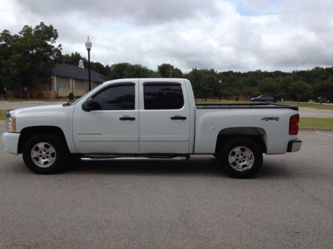2011 Chevrolet Silverado 1500 for sale in Belton, TX