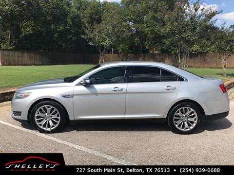 2013 Ford Taurus for sale in Belton, TX