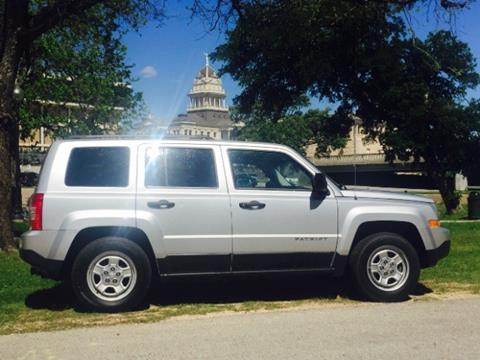 2012 Jeep Patriot for sale in Belton, TX