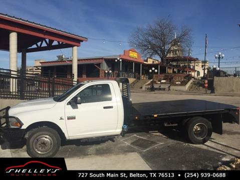 2011 RAM Ram Chassis 3500 for sale in Belton, TX