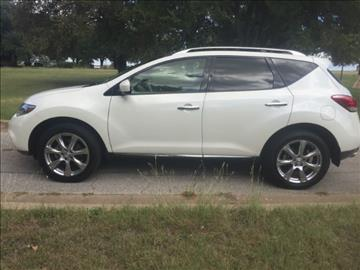 2012 Nissan Murano for sale in Belton, TX