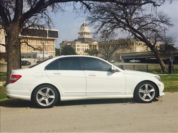 2009 Mercedes-Benz C-Class for sale in Belton, TX
