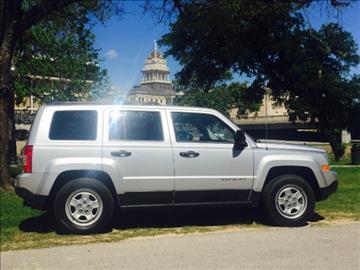 2012 Jeep Patriot for sale in Belton, TX