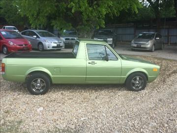 1981 Volkswagen Pickup for sale in Belton, TX