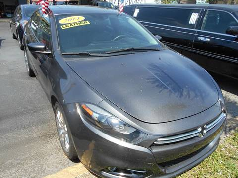 2014 Dodge Dart for sale at Celebrity Auto Sales in Port Saint Lucie FL
