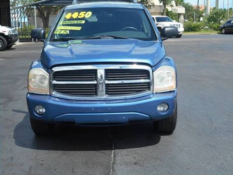 2004 Dodge Durango for sale at Celebrity Auto Sales in Port Saint Lucie FL