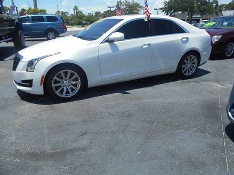 2017 Cadillac ATS for sale at Celebrity Auto Sales in Port Saint Lucie FL