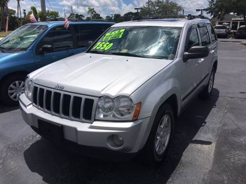 2007 Jeep Grand Cherokee for sale at Celebrity Auto Sales in Port Saint Lucie FL