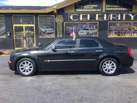 2006 Chrysler 300 for sale at Celebrity Auto Sales in Port Saint Lucie FL