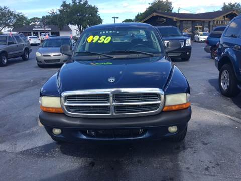 2004 Dodge Dakota for sale at Celebrity Auto Sales in Port Saint Lucie FL