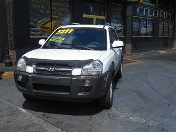2005 Hyundai Tucson for sale at Celebrity Auto Sales in Port Saint Lucie FL