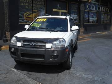 2005 Hyundai Tucson for sale at Celebrity Auto Sales in Port Saint Lucie FL