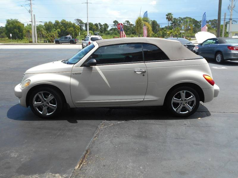 2005 Chrysler PT Cruiser for sale at Celebrity Auto Sales in Port Saint Lucie FL