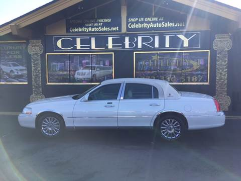 2006 Lincoln Town Car for sale at Celebrity Auto Sales in Port Saint Lucie FL
