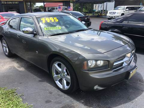 2008 Dodge Charger for sale at Celebrity Auto Sales in Port Saint Lucie FL