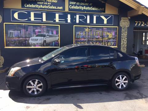 2012 Nissan Sentra for sale in Port Saint Lucie, FL
