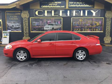 2012 Chevrolet Impala for sale in Port Saint Lucie, FL