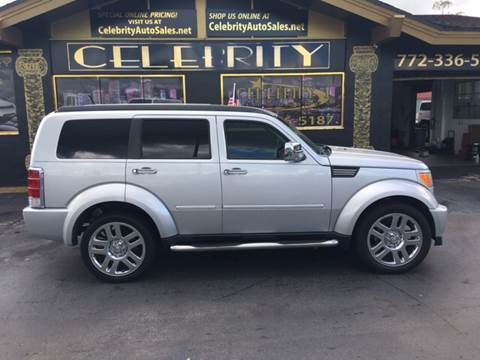 2011 Dodge Nitro for sale in Port Saint Lucie, FL