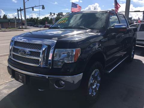 2010 Ford F-150 for sale at Celebrity Auto Sales in Port Saint Lucie FL