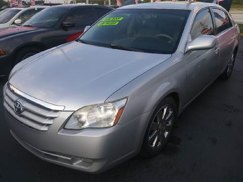 2005 Toyota Avalon for sale at Celebrity Auto Sales in Port Saint Lucie FL