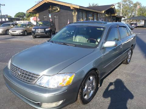 Charming 2004 Toyota Avalon