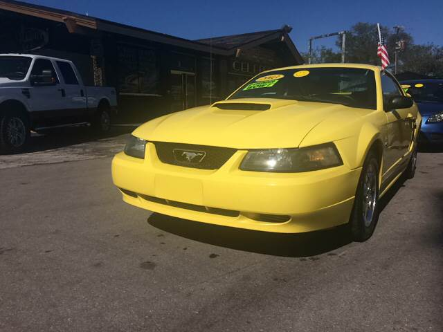 2003 Ford Mustang for sale at Celebrity Auto Sales in Fort Pierce FL