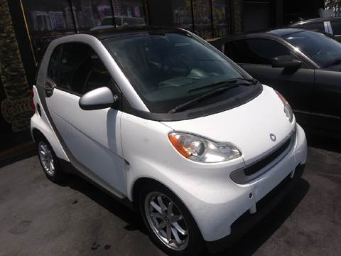 2010 Smart fortwo for sale at Celebrity Auto Sales in Port Saint Lucie FL