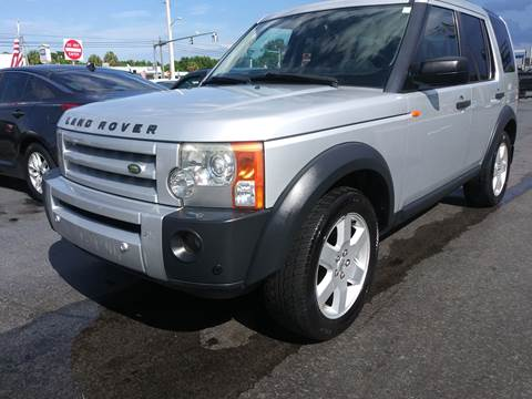 2006 Land Rover LR3 for sale at Celebrity Auto Sales in Port Saint Lucie FL