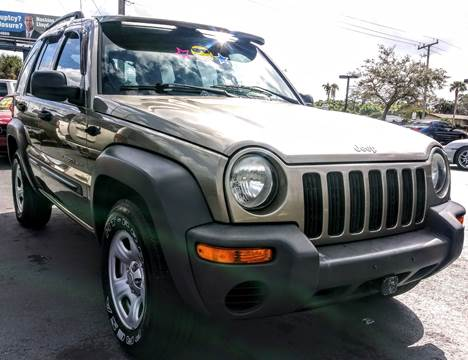 2003 Jeep Liberty for sale in Port Saint Lucie, FL