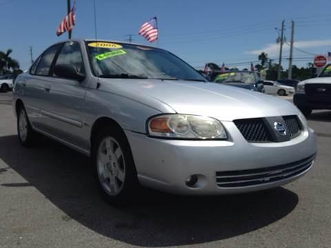 2006 Nissan Sentra for sale at Celebrity Auto Sales in Port Saint Lucie FL