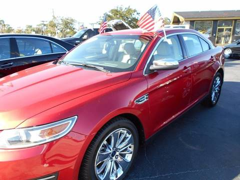 2010 Ford Taurus for sale at Celebrity Auto Sales in Fort Pierce FL
