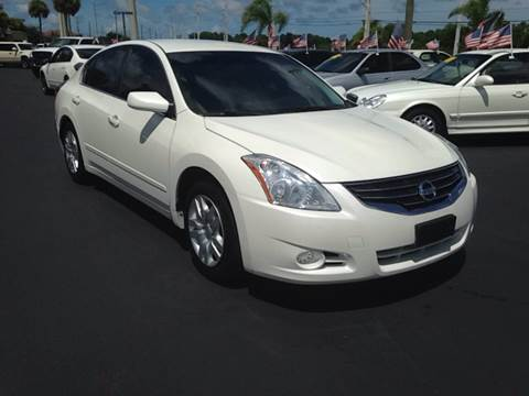 2011 Nissan Altima for sale at Celebrity Auto Sales in Port Saint Lucie FL