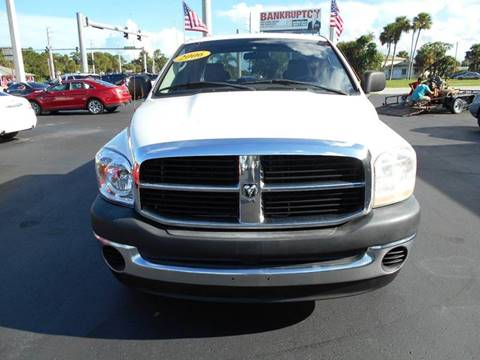2006 Dodge Ram Pickup 1500 for sale at Celebrity Auto Sales in Port Saint Lucie FL