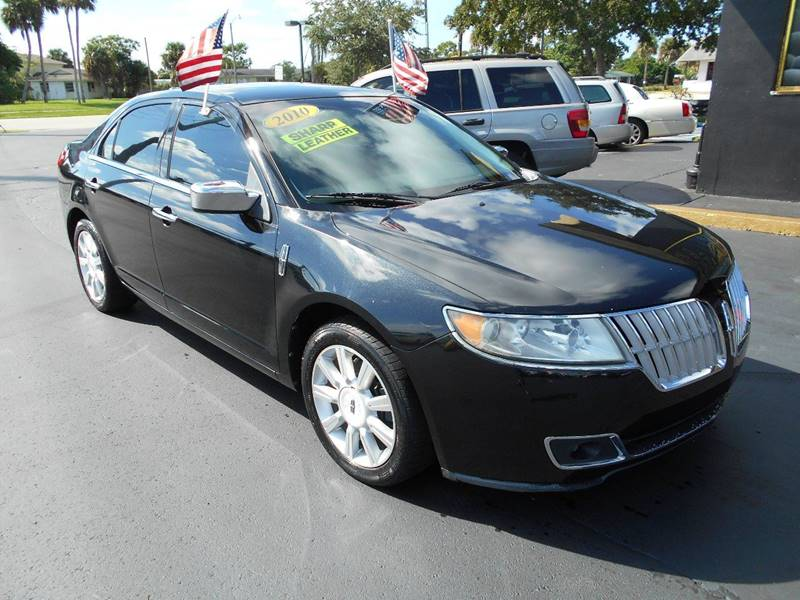 2010 Lincoln MKZ for sale at Celebrity Auto Sales in Port Saint Lucie FL