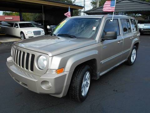 2010 Jeep Patriot for sale at Celebrity Auto Sales in Fort Pierce FL