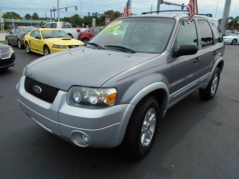 2007 Ford Escape for sale at Celebrity Auto Sales in Fort Pierce FL