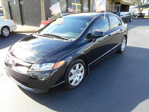 2008 Honda Civic for sale at Celebrity Auto Sales in Fort Pierce FL